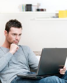 Man online daten