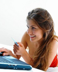Vrouw online daten
